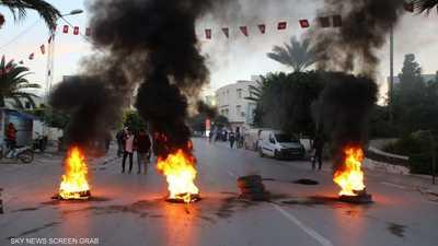 تونس.. غضب واحتجاجات في الشارع بسبب قرار رياضي