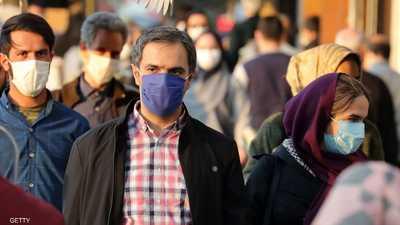 ارتفاع عدد حالات الإصابة بكورونا في إيران - أرشيفية