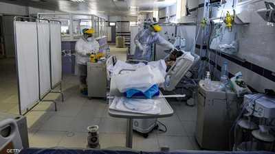 المستشفيات التونسية تئن من وطأة كورونا