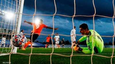 خسارة صادمة لريال مدريد أمام ضيفه شاختار