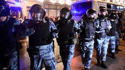 روسيا: إحباط هجوم إرهابي في موسكو واعتقال المهاجم
