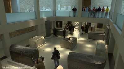 هجوم غامض على قطع أثرية في متاحف برلين