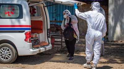 """المغرب.. اكتشاف أول حالة مصابة بـ""""كورونا المتحور"""""""