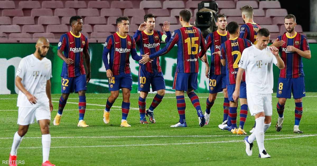 """نجوم برشلونة """"رضخوا"""" للإدارة.. وموقف غامض لميسي"""