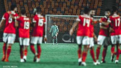 """قبل """"نهائي القرن"""".. إصابة لاعب رابع من الأهلي المصري بكورونا"""