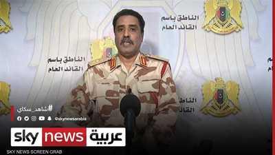 تركيا تخرق الاتفاق العسكري بين الفرقاء الليبيين