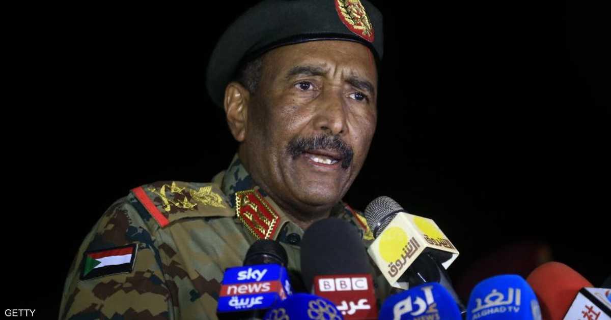 البرهان: العلاقات مع إسرائيل لمصلحة السودان