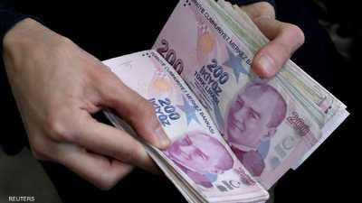 الليرة التركية فقدت نصف قيمتها منذ عام 2017.
