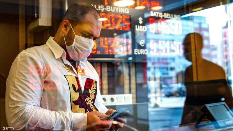 الليرة التركية فقدت 26 بالمئة من قيمتها هذا العام.