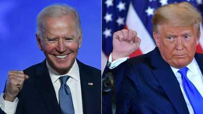 ترامب وبايدن.. سلوك مختلف وسياسات مغايرة