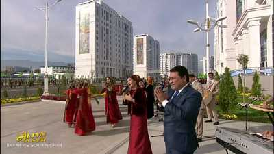 دولة تركمانستان تؤكد خلوها التام من كورونا