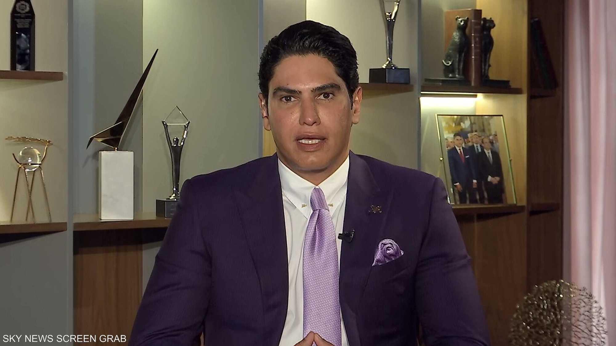 أبو هشيمة: أنا مصري وأعمل لوطني ولا تهمني الشائعات