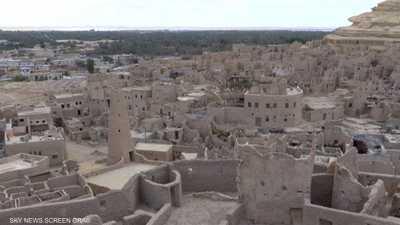 قلعة شالي.. وجهة السياحة البيئية في مصر