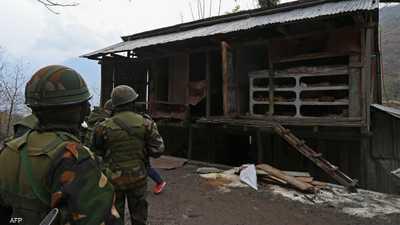 مقتل جندي هندي في قصف باكستاني على كشمير
