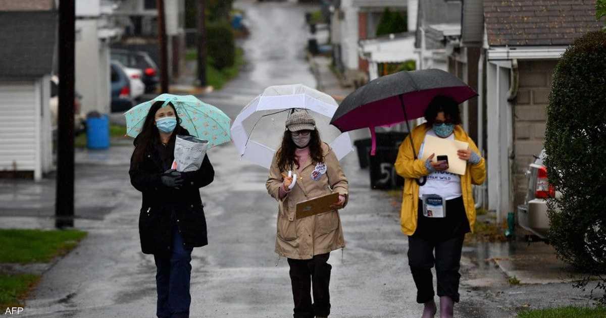 فيروس كورونا.. الإصابات في أميركا تتخطى حاجزا جديدا
