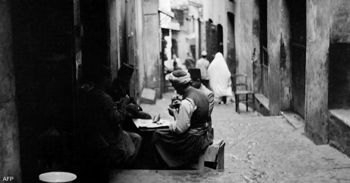 حي القصبة بالجزائر ... أنين يتجدد مع زخات المطر