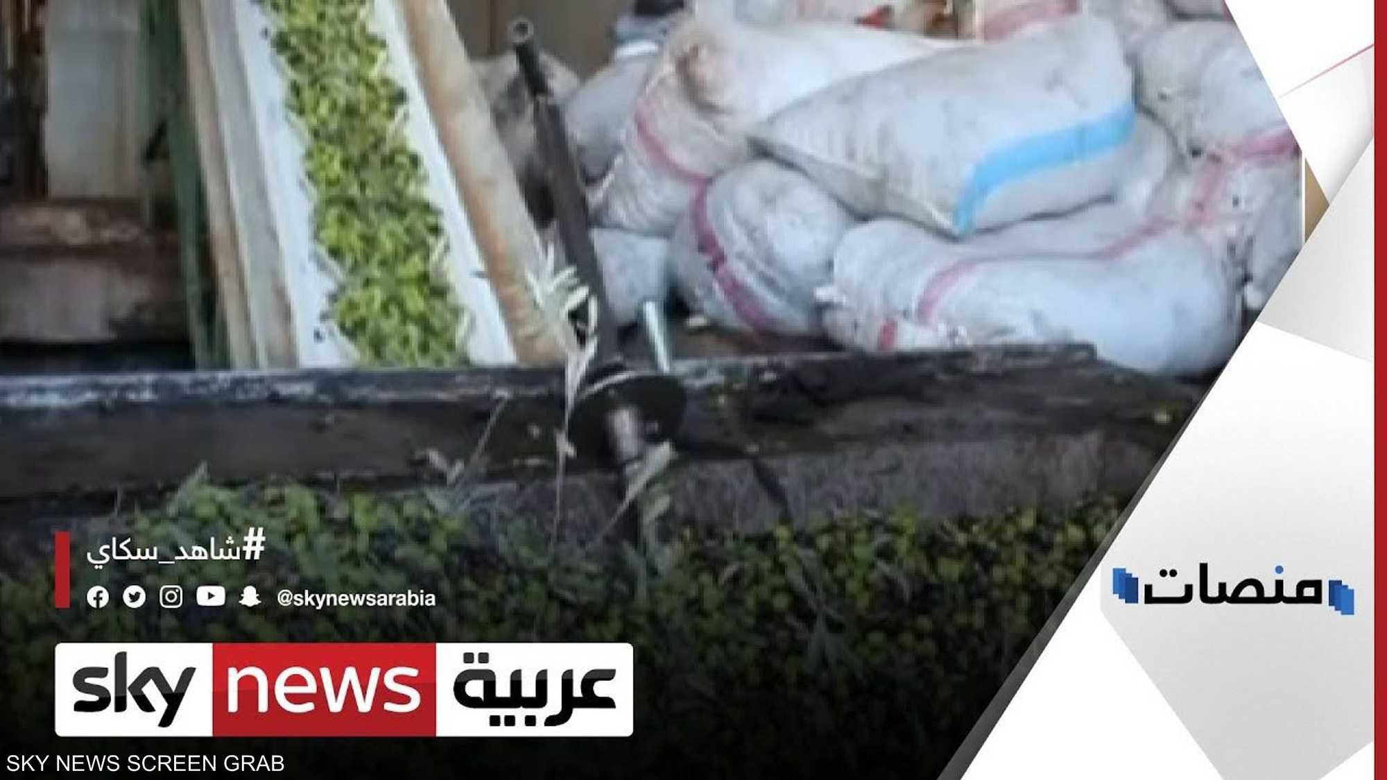 اتهامات لتركيا بالاستيلاء على المحاصيل الزراعية السورية