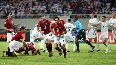 """180 دقيقة تحسم سباق الأرقام """"الشرس"""" بين منتخبي مصر والجزائر"""