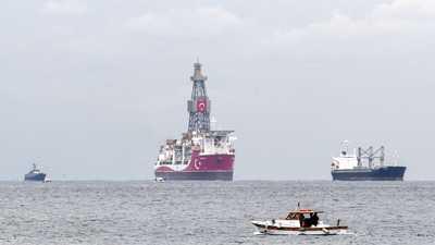 """احتجاج تركي بعد حادثة """"السفينة المشبوهة"""" بالمتوسط"""