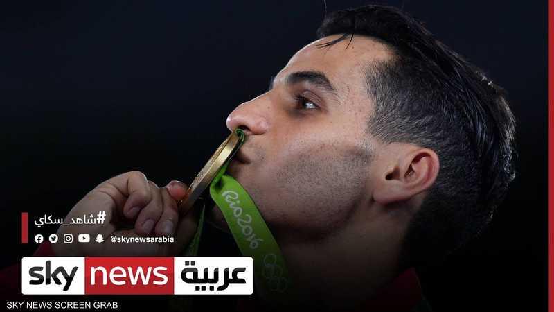 أبو غوش خارج القضبان.. إطلاق سراح البطل الأولمبي