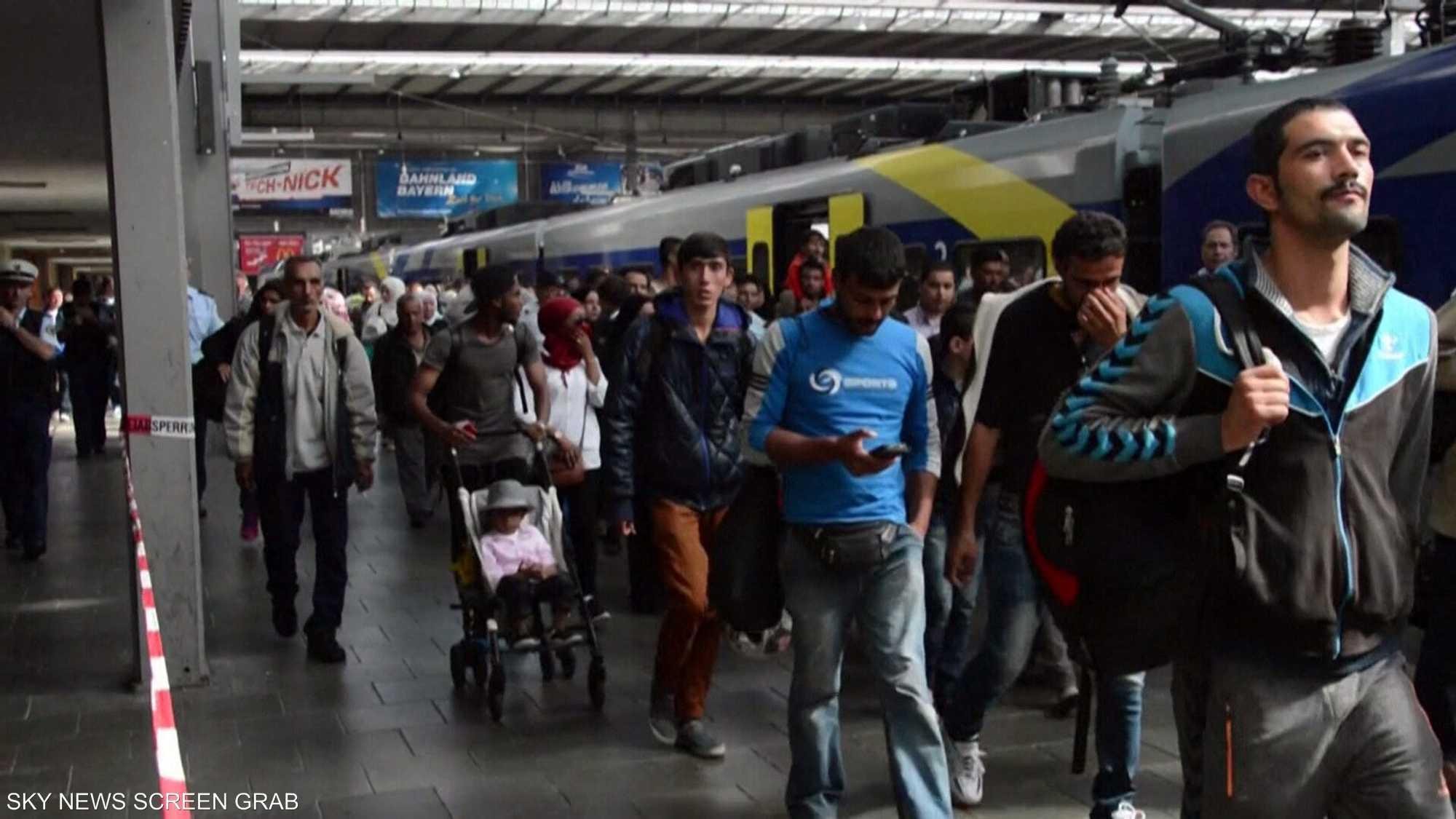 دراسة ألمانية: اضطرابات نفسية لدى ثلث اللاجئين الواصلين