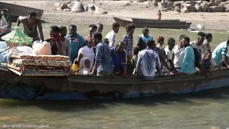 إثيوبيا.. قصص مأساوية يرويها اللاجئون أثناء فرارهم