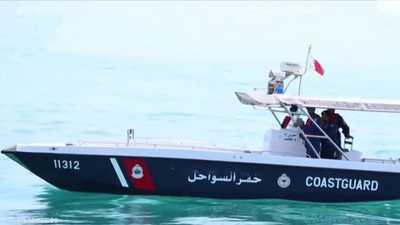 دوريات قطرية توقف زورقين بحرينيين في مياه الخليج