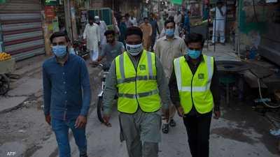 إغلاق المدارس في باكستان للحد من فيروس كورونا