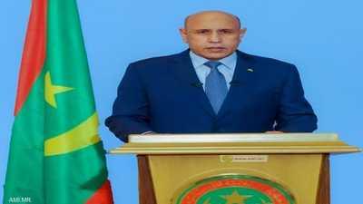 الرئيس الموريتاني يعلن زيادة رواتب قطاعي الصحة والتعليم