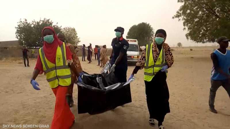 مقتل 43 مزارعا على أيدي بوكو حرام شمال شرق نيجيريا