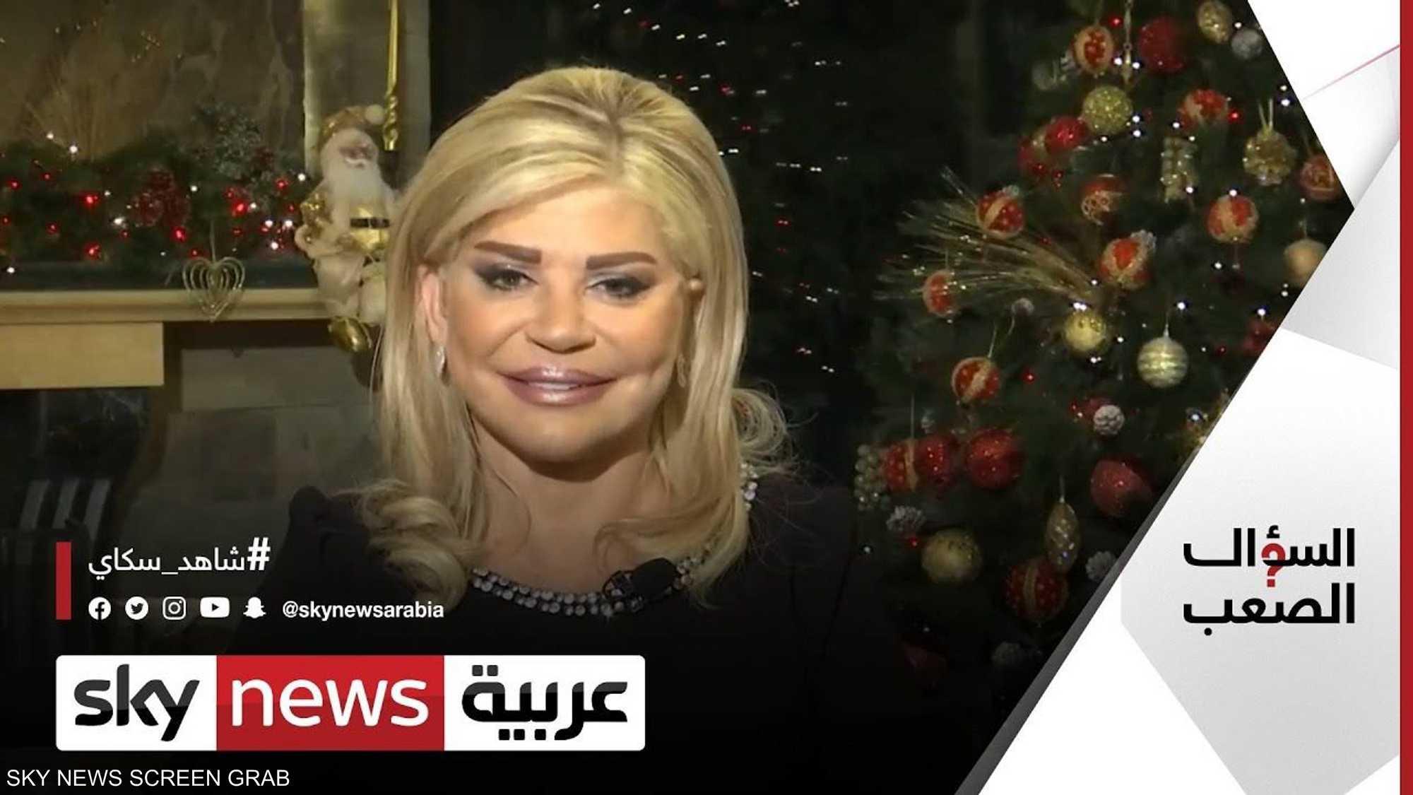 مي شدياق: نطالب بكشف الحقيقة بخصوص انفجار مرفأ بيروت