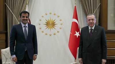 اتفاقات أردوغان وتميم.. صفقات مشبوهة وعقد ملكية باسم قطر