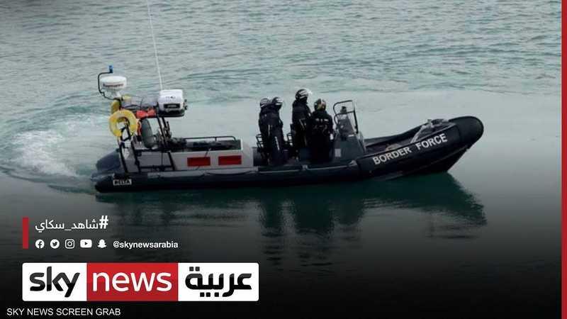 تبادل الاتهامات بين ضفتي بحر المانش حول تزايد اللاجئين