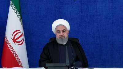حسن روحاني يشغل منصب رئيس إيران حاليا