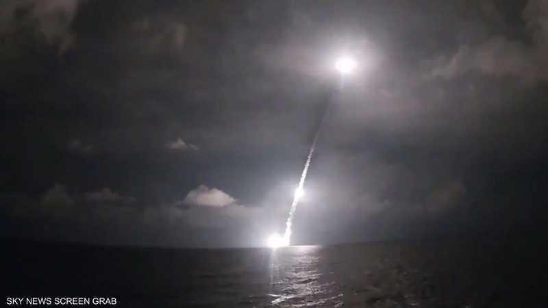 """روسيا تختبر سلاح """"يوم القيامة"""""""
