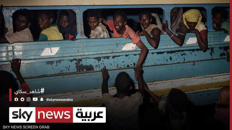 لاجئو إريتريا في إثيوبيا يخوضون رحلة لجوء جديدة