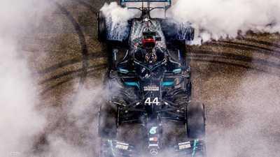 فورمولا 1 في أبوظبي.. محركات تسمعها في الصور