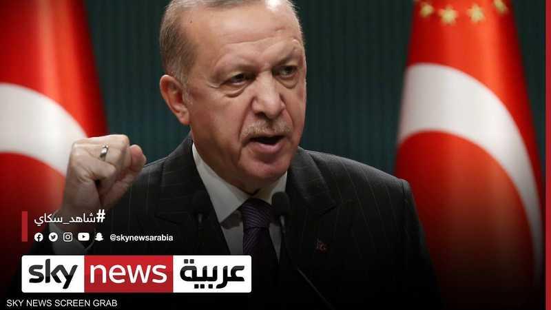 أردوغان يصعّد ضد واشنطن بعد فرضها عقوبات على أنقرة