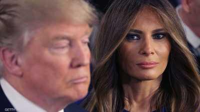 """سيدة """"الظل"""" الأولى.. كيف ترى ميلانيا مواقف ترامب؟"""