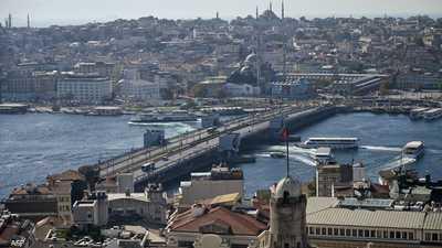 أرشيفية لمدينة إسطنبول التركية