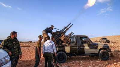 """""""ضربة قوية"""" للجيش الليبي في سبها.. وفضح تحركات المرتزقة"""