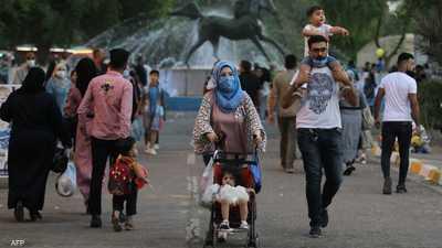 العراق من بين أكثر الدول العربية إصابة بكورونا