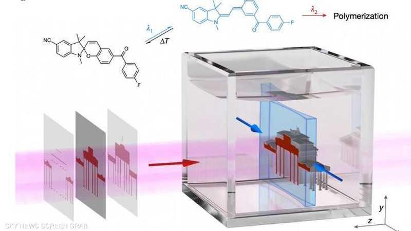 أصبح بإمكان الباحثين تصنيع أجسام حرة الحركة