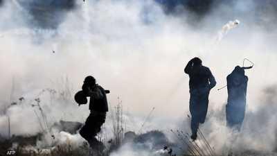 فيديو.. رصاصة إسرائيلية من مسافة صفر تشل فلسطينيا
