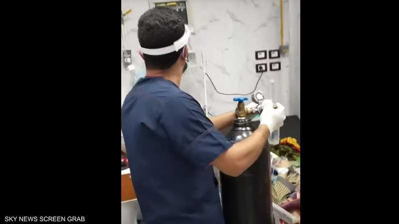 مستشفى الحسينية العام، محافظة الشرقية،  القاهرة ،نفاد الأكسجين،  العناية المركزة،  وفاة 4 حالات مصابة بكورونا، كوفيد19 ، حربوشة نيوز