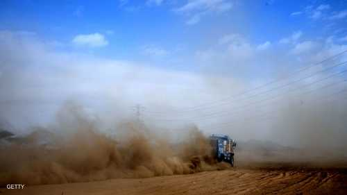إثارة مدهشة في قلب الصحراء