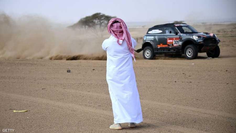 سباق عالمي بمذاق سعودي