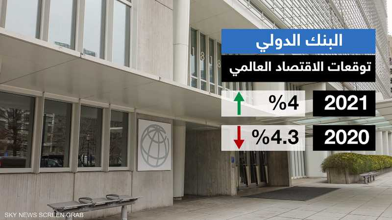 البنك الدولي يخفض توقعات نمو الاقتصادات المتقدمة