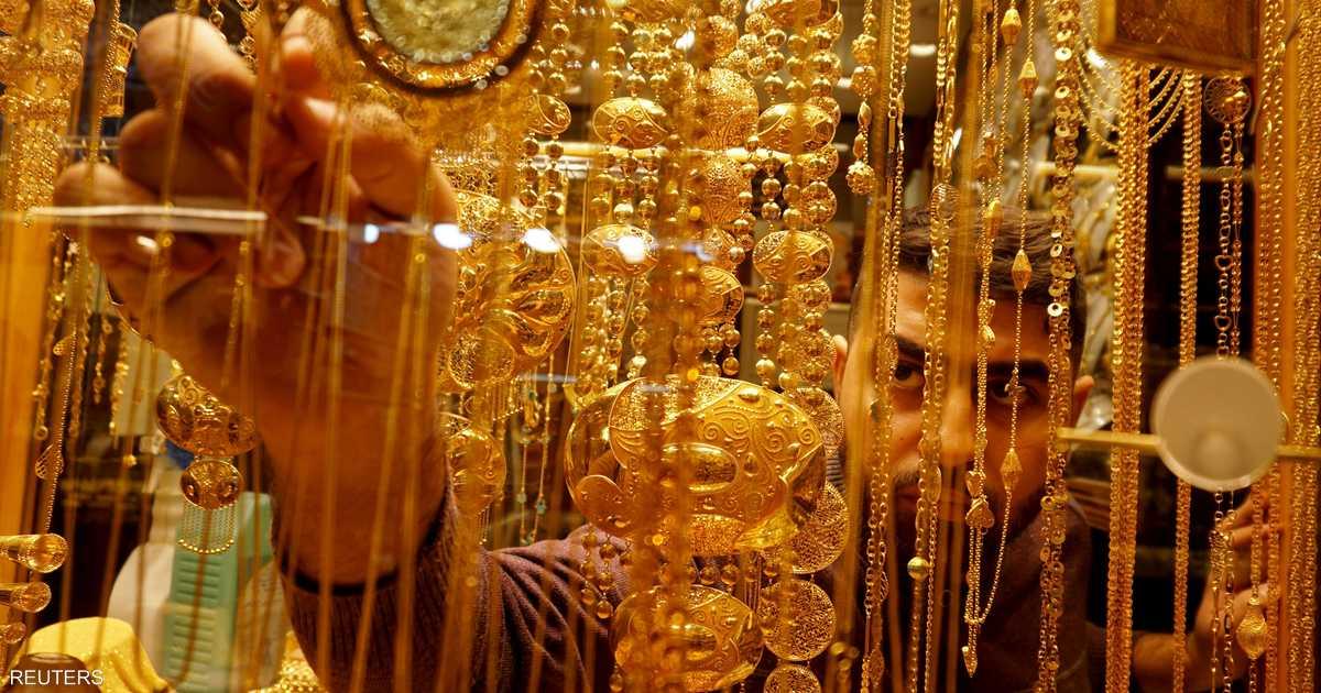 الذهب إلى أعلى مستوياته عند 1874.50 دولار للأوقية