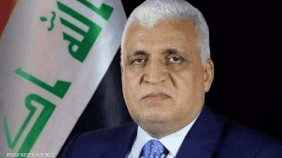 بغداد تعلق على قرار العقوبات الأميركية ضد رئيس الحشد الشعبي